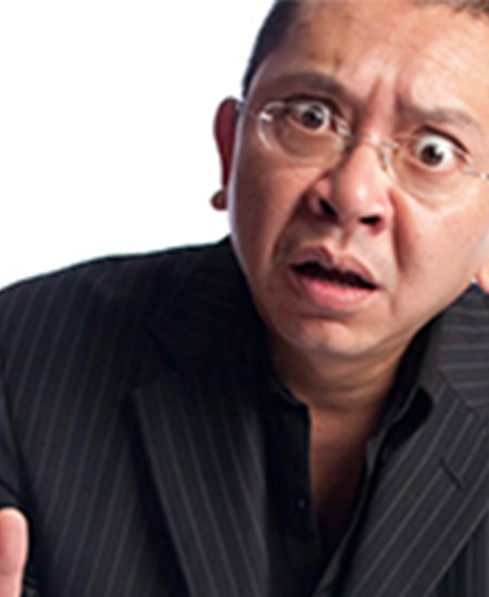 Hung Le - Corporate Comedians