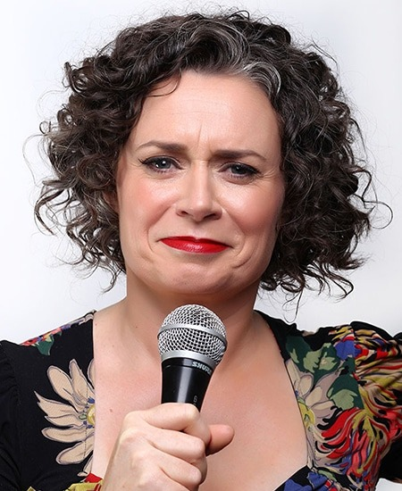 Judith Lucy Corporate Commedians