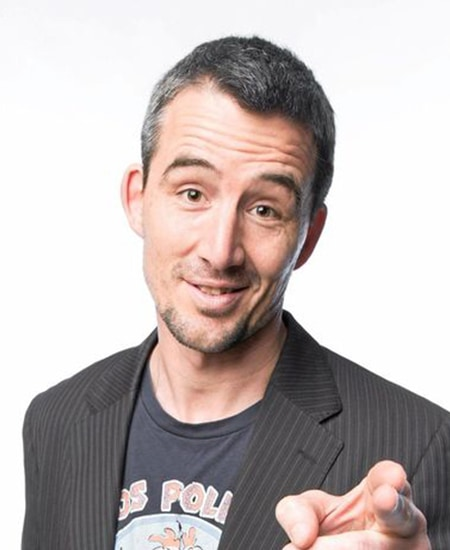 Mick Neven - Corporate Comedians