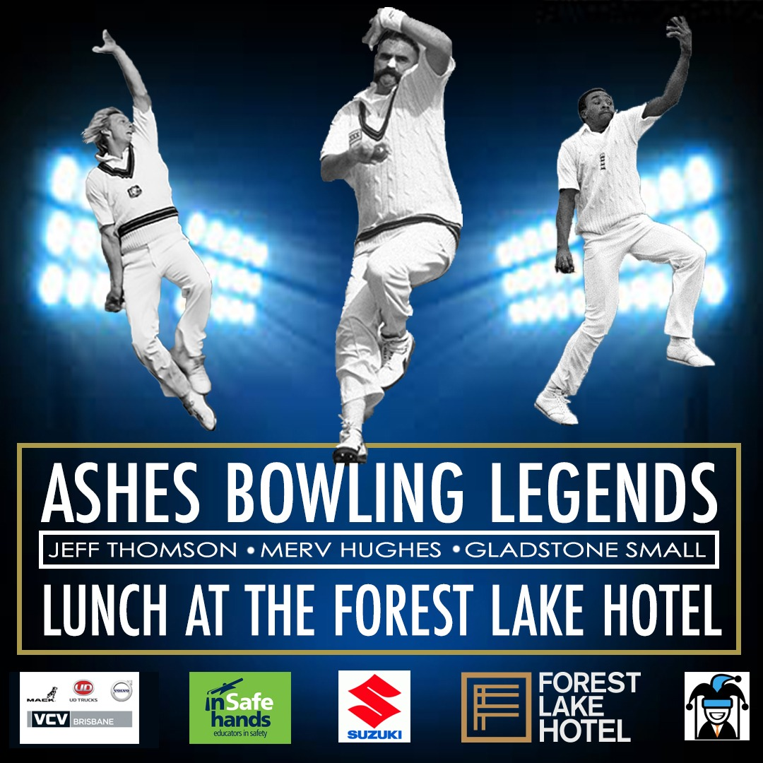 Pre-Ashes Sportsmans Lunch