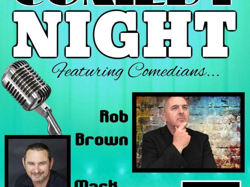 Centenary Tavern Comedy Night