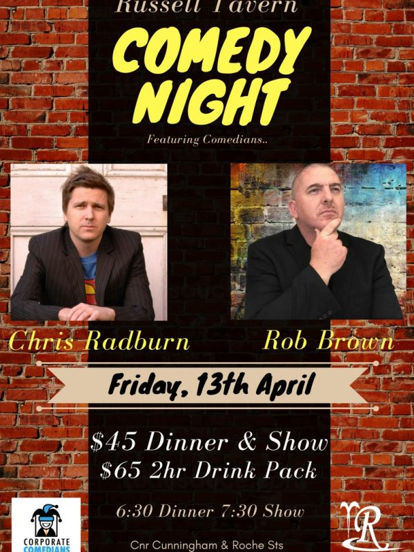 Corporate Comedians Events