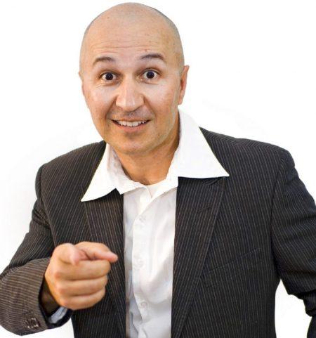 Hire Comedian Tahir