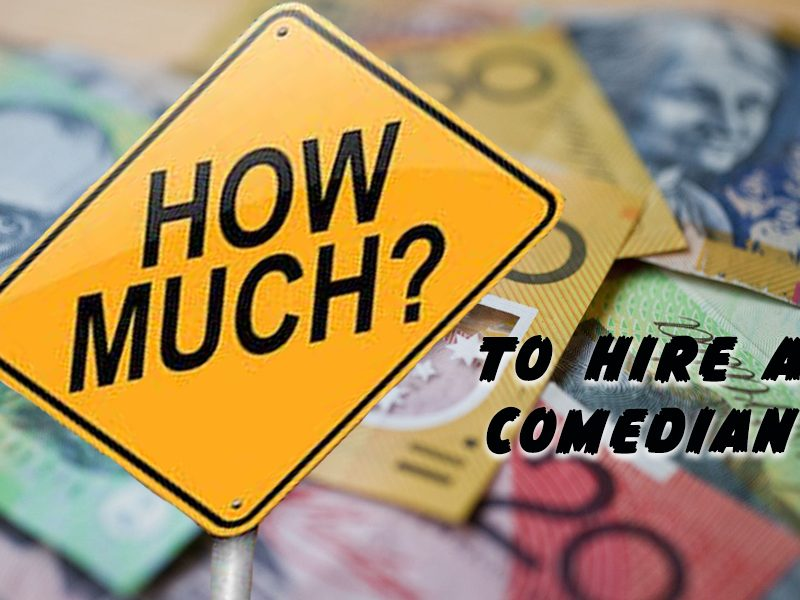 How Much To Hire A Comedian
